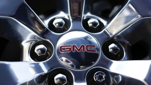 GMC wheel rim - photo -February 2018